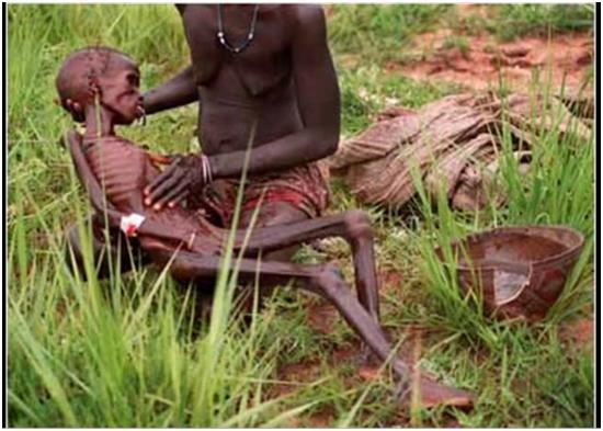 Resultado de imagem para a fome humanidade mundo