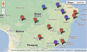 Mapa dos Quilombos: a geografia daresistência