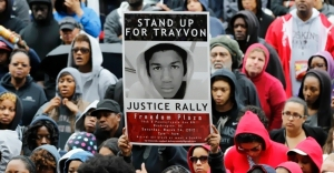 rally-demanding-justice-for-TRAYVON-MARTIN