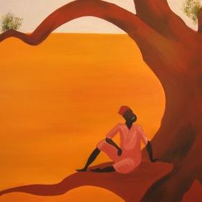 """O baobá é """"símbolo da resistência do povonegro"""""""