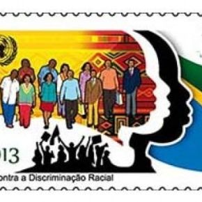 Em marcha contra a discriminaçãoracial!