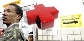 Negro sofre 'discriminação institucionalizada' no serviço desaúde